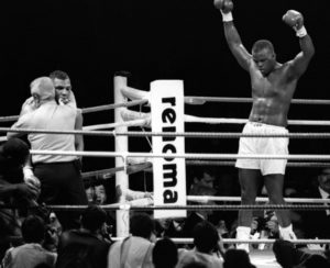 "Interview with James ""Buster"" Douglas"